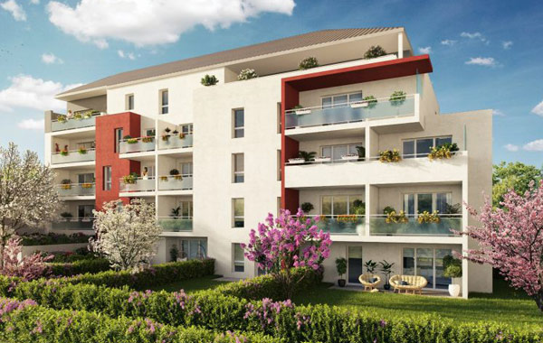APPARTEMENT NEUF – T3 – NIMES – 263000 €